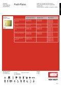 Push Plates Catalogue - UNION - Page 3
