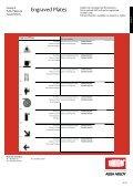 Push Plates Catalogue - UNION - Page 4