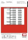 Push Plates Catalogue - UNION - Page 7