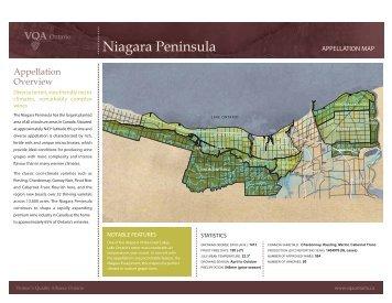 Niagara Peninsula - VQA Ontario