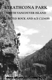 Climbing Guide - Wild Isle