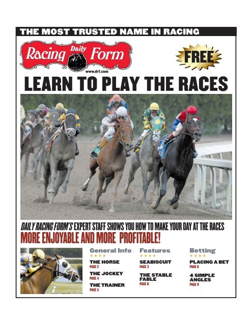 PAGE 12 DAILY RACING FORM
