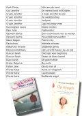 Lijst chicklit - De Panne - Page 3