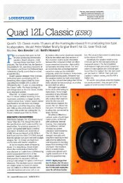 Quad LZLCIassic (fslo) - Hifi Gear