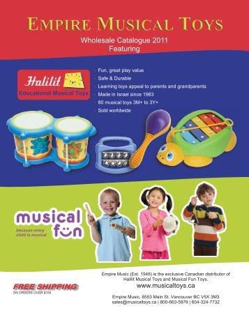 MT Catalogue Wholesale Cover - Empire Music