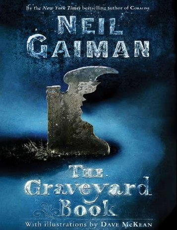 The Graveyard Book - Boost your IT skills