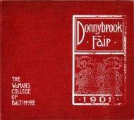 1902 - Goucher College