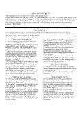 ROLLESTON ON DOVE VILLAGE DESIGN STATEMENT SUMMARY - Page 2