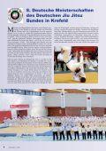 Deutsche Meister- schaften im Jiu Jitsu in Krefeld - Dachverband für ... - Seite 4