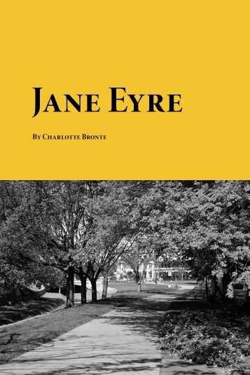Jane Eyre - Planet eBook