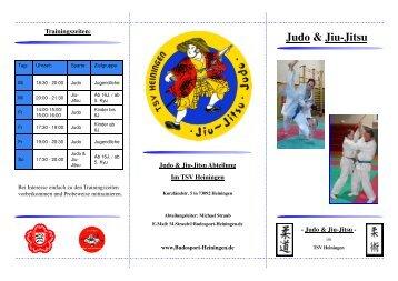Judo & Jiu-Jitsu