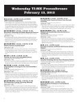 2013 convention schedule preview PDF - Texas Music Educators ... - Page 2