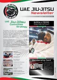 Newsletter - Abu Dhabi - UAE Jiu Jitsu