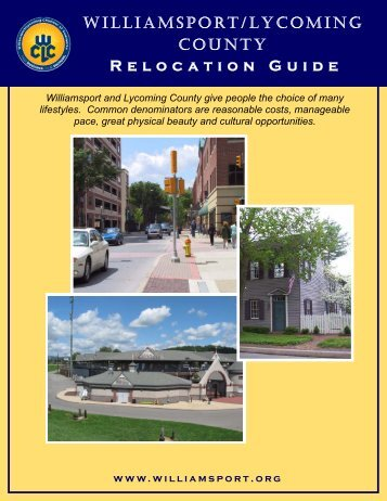 Relocation Guide - Williamsport/Lycoming Chamber of Commerce