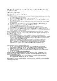 WoGG (Wohngeldgesetz) in der Fassung des Ersten Gesetzes