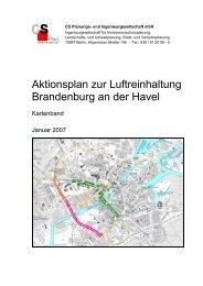 Plan - MUGV - Brandenburg