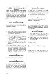 Satzung über die Erhebung von - Stadt Burg
