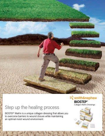 BIOSTEP Sales Sheet (253KB PDF) - Smith & Nephew