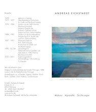 ANDREAS EICHSTAEDT - Architektenkammer Thüringen