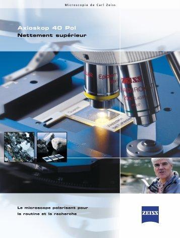 Axioskop 40 Pol - Carl Zeiss