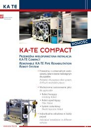 Portabel, All-purpose robot system; Difficult ... - KA-TE PMO AG