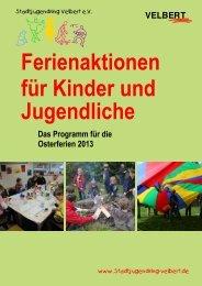 PDF, 6,2 MB - Stadtjugendring Velbert eV
