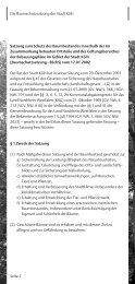 Baumschutzsatzung - Stadt Köln