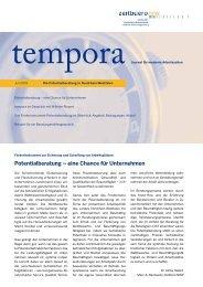 Potentialberatung in NRW - Lippstadt