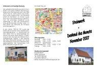 Alten Steinwerk - Lippstadt