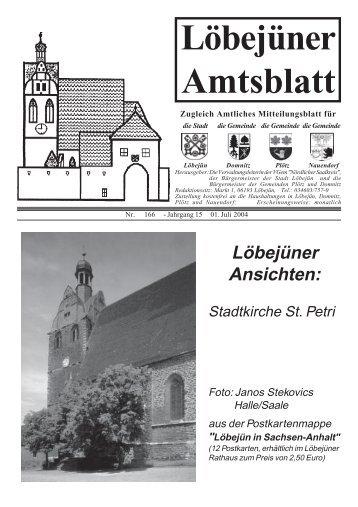 07 Amtsblatt Juli - Löbejün