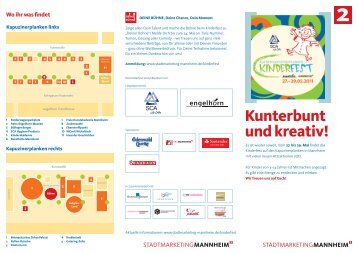 Kinderfest_Flyer_2011 - Stadtmarketing-Mannheim