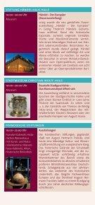OPenCity KuLturMenü - Stadtmarketing Halle - Seite 4
