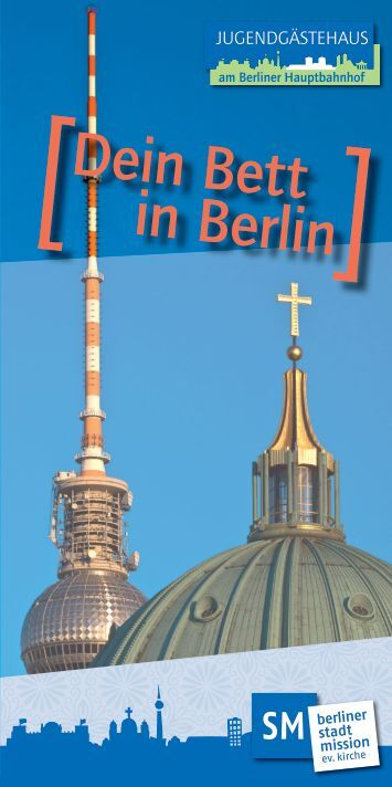 Dein Bett in Berlin - Berliner Stadtmission