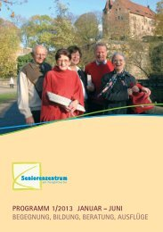 Sen-Programm 1-13_M 055-04 Programm 2-04 - Senioren ...