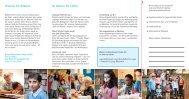 Chancen für junge Menschen - Stadtmission Nürnberg