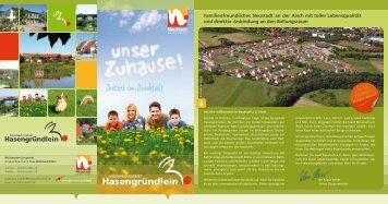 Hasengründlein - der Stadt Neustadt an der Aisch