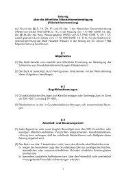 Fäkalschlammbeseitigung - Stadt Neustadt