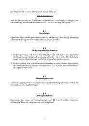 Richtlinien - Stadt Neustadt