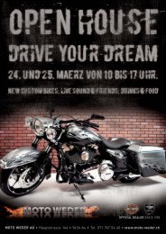 live yOur DreaM - Moto Weder
