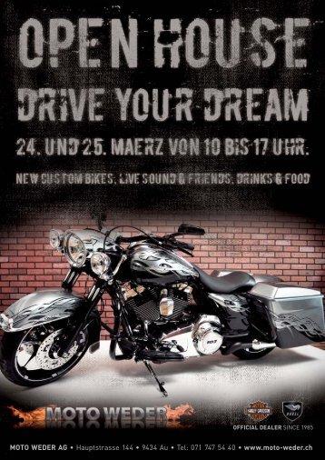 live yOur DreaM - Moto Weder