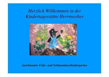 Kita-Herrnweiher Fotos 1 - Stadt Oppenheim