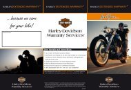 because we care for your bike! feel free