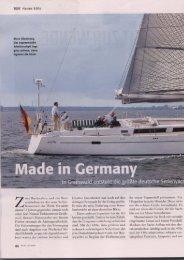 Artikel Yacht 2006 PDF - Sonwik