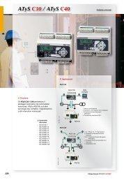 ATyS C30 / ATyS C40 -  Socomec
