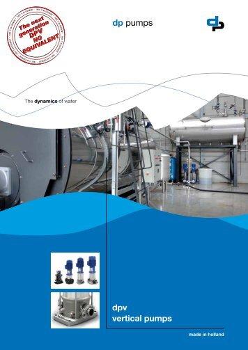Brochure - DP Pumps