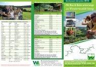 Bus & Bahn Fahrplan Westerwaldsteig - Stadt Rennerod