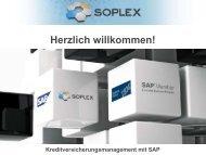Herzlich willkommen! - Soplex Consult GmbH
