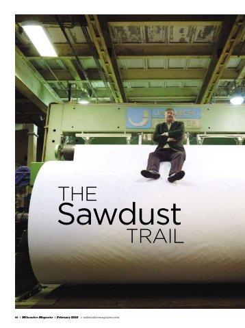 The Sawdust Trail - Leah Dobkin