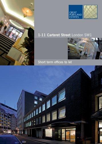 1-11 Carteret Street London SW1 - NovaLoca