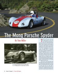 The Mong Porsche Spyder - Host-care.com